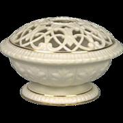 Lovely Circa 1890 Grainger Worcester Pot Pourri