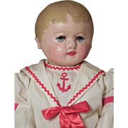 """SALE Precious 16"""" Martha Chase in Sailor Outfit-Valentine Special!"""