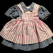 "Harriet Hubbard Ayer Dress for 19"" Doll"