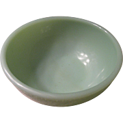 Fire King Jadeite Soup Bowl Oven Ware- AS IS