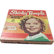 Shirley Temple Super 8 Movie 8mm Pie covered Wagon Movie