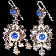 Vintage Victorian Revival Earrings