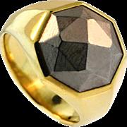 Vintage David Yurman Meteorite Ring