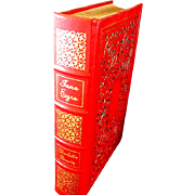 Leather Bound  *Jane Eyre* by Charlotte Bronte