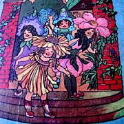 3 Classic Children's Books *Flower Children*Wild Flower Children & Bird Children
