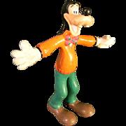 Vintage Walt Disney Goofy Figurine