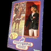 1978 Sarah Velvet Brown International Velvet Doll