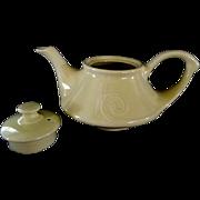 Pearl China Company Art Deco Aladdin Teapot Tea Pot
