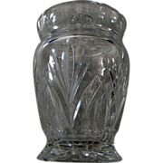 Waterford Lead Crystal *Marquis* Cracker Jar or Cookie Jar