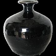 Chinese Henan Glazed Porcelain Jar