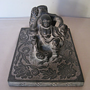 Chinese Carved Stone Weight