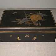 Japanese Damascene Box