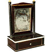 Early German Biedermeier-Era Shaving Stand