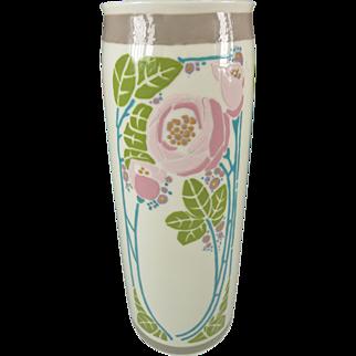 Belleek Vase, Early American ca 1906-1926