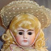 Antique German Bahr & Proschild 204 Closed Mouth Doll