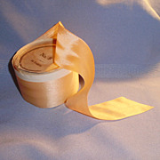 10 Yards Antique Silk Ribbon Factory Original