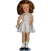 "Ideal 12"" Shirley Temple Doll Original Tagged"