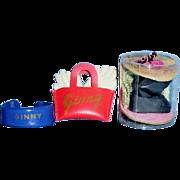 Vintage Vogue 1950s Ginny Accessories