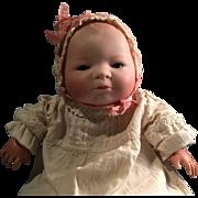 10 Inch Putnam Antique German Bye Lo Baby Doll