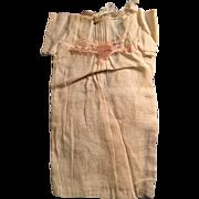 Antique German Linen Factory Doll Chemise