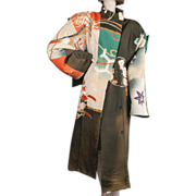 1980's Yuya Japan Silk Coat