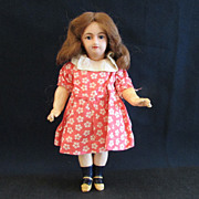 "7"" French UNIS Doll"