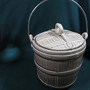 Vintage Nelson McCoy Cookie Jar