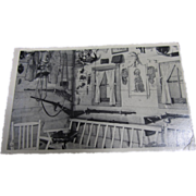"Vintage Postcard  ""BuckHorn Cafe""  Long Lake, Minnesota"