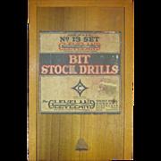 Cleveland No. 13 Drill Bit Set