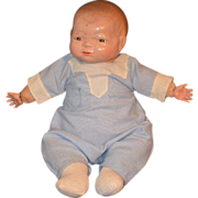 REDUCED Antique Grace S. Putnam By-lo Baby Doll Adorable