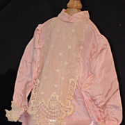 REDUCED Vintage Bisque Doll Dress Perfect For French Market Doll