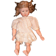 REDUCED Antique Doll Bisque Kammer & Reinhardt 101 Character Bisque