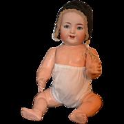 REDUCED Antique Doll Bisque Simon & Halbig Kammer Reinhardt Flirty Eye Toddler
