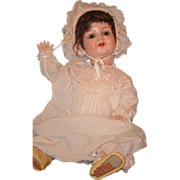 REDUCED Antique Doll Kammer & Reinhardt Baby Doll Character