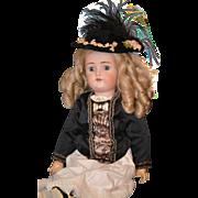REDUCED Antique Doll Bisque Simon & Halbig Kammer & Reinhardt Dressed