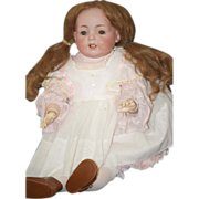 REDUCED Antique Doll Bisque Kammer Reinhardt Simon Halbig 122 Toddler