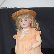 Antique Doll French Bisque S.F.B.J. Paris Beautiful