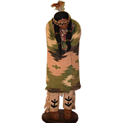 Old Doll Skookum Mary McAboy Studio Size Indian Doll Wonderful all Original Native American