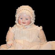 Antique Doll Bonnie Babe Bisque Georgene Averill Baby Doll Dressed Gorgeous