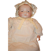 Antique Doll Grace S. Putnam Bye-lo Baby Bisque Baby Dressed Sweet!