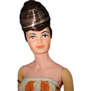 Lisa LIttlechap Fashion Doll Remco MIB! 1963