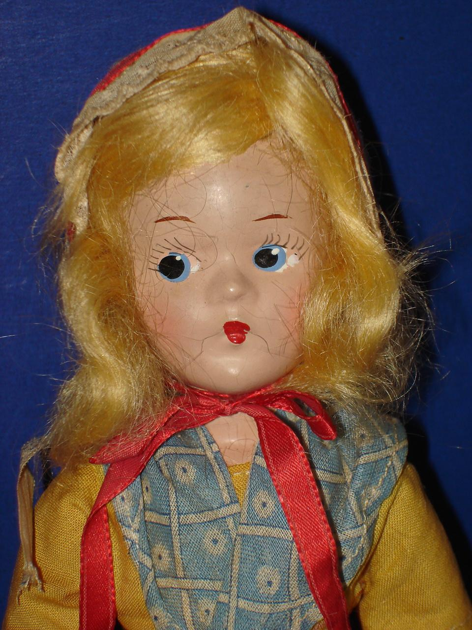 madame alexander wendy ann swedish composition doll with