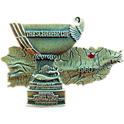 The Schaefer Brewing Co. Annual Puerto Rican International Game Fishing Tournament Silver Awar