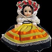Madam Alexander Doll Greece with Box