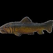 Vintage Cast Iron Fish Bottle Opener