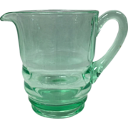 Depression Glass One Quart Measuring Cup By Paden City