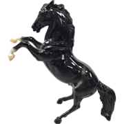 Traditional Breyer Horse Coal The Fighting Stallion #1163