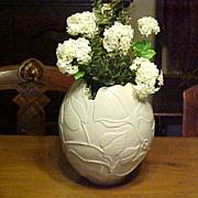 "Vase signed ""KAKI"" Kathleen King Vintage"
