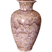 """Vintage STANGL Pebblestone Vase 13"""""""