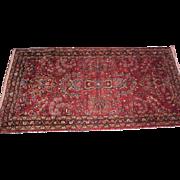 "Oriental Rug Lilihan Armenian 2'5"" X 4'10"" Semi-Antique"